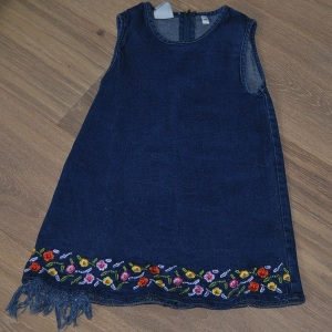 robe chasuble avant